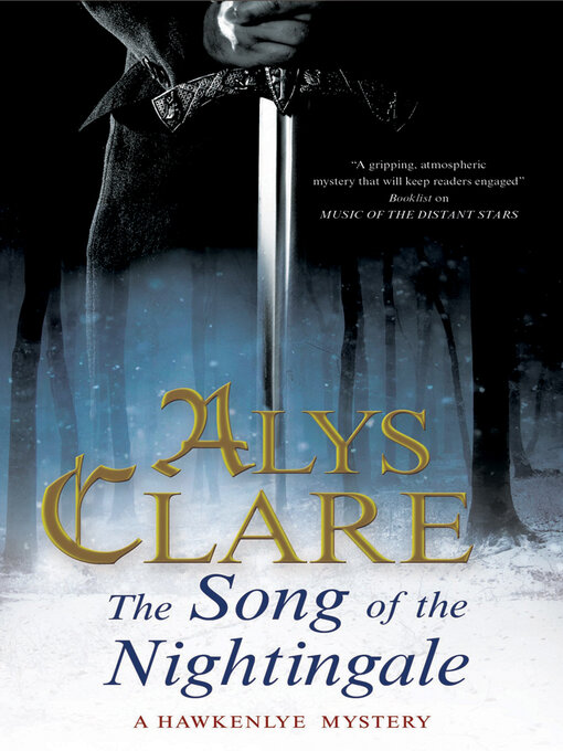 Title details for The Song of the Nightingale by Alys Clare - Available