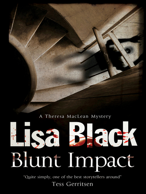 Title details for Blunt Impact by Lisa Black - Wait list