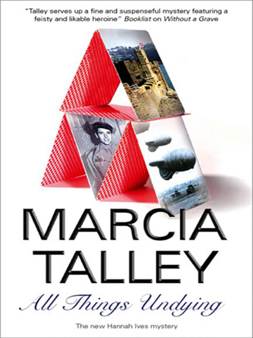 Title details for All Things Undying by Marcia Talley - Available