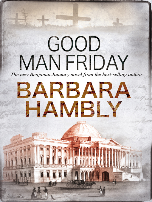 Title details for Good Man Friday by Barbara Hambly - Wait list