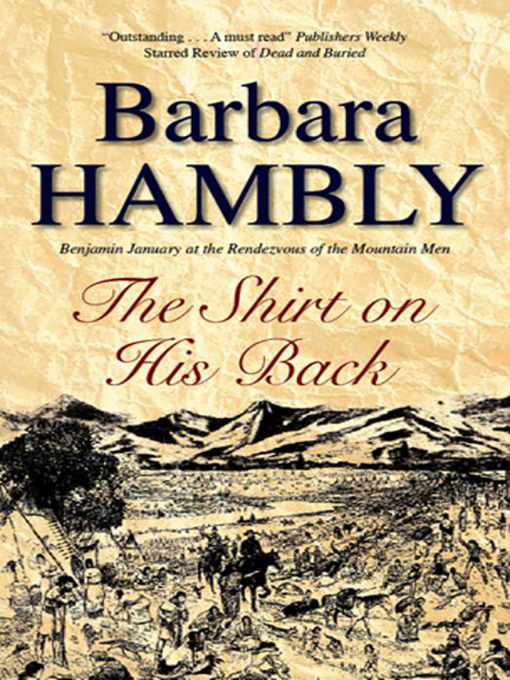 Title details for The Shirt On His Back by Barbara Hambly - Wait list