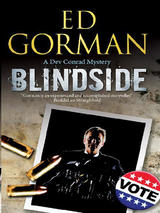 Title details for Blindside by Ed Gorman - Available