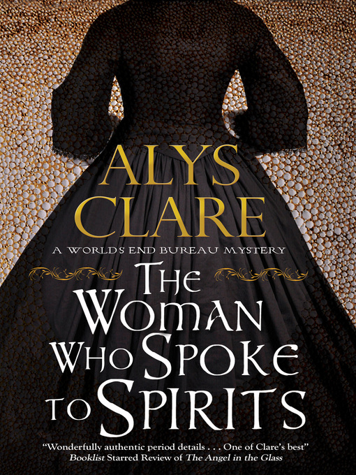 Title details for Woman Who Spoke to Spirits by Alys Clare - Available