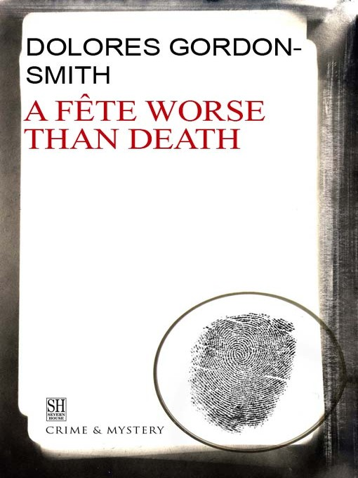 Title details for A Fête Worse Than Death by Dolores Gordon-Smith - Wait list