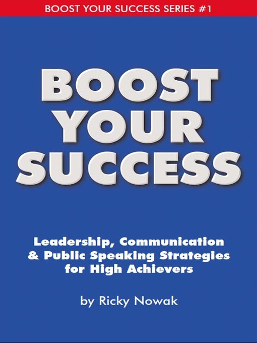 Boost Your Success