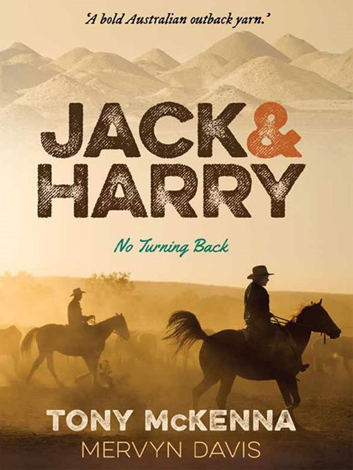 Title details for Jack & Harry by Tony McKenna - Available