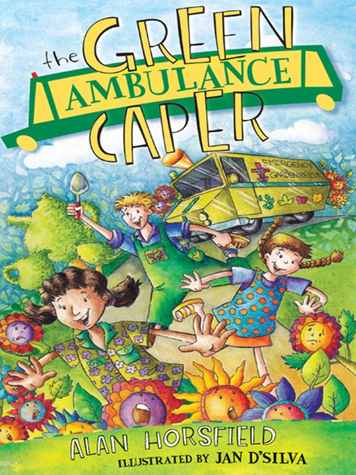 Title details for The Green Ambulance Caper by Alan Horsfield - Available