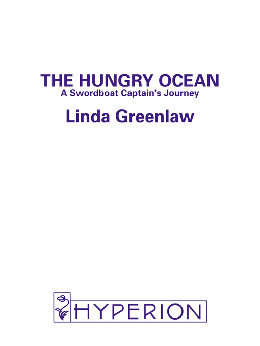 Title details for The Hungry Ocean by Linda Greenlaw - Available