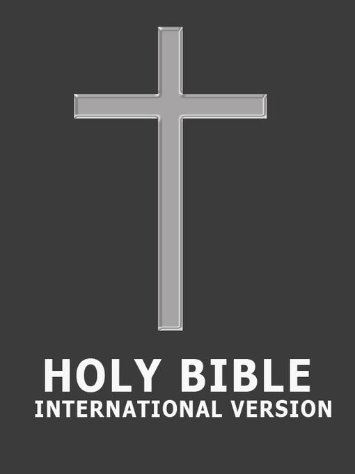 the holy bible new international version pdf
