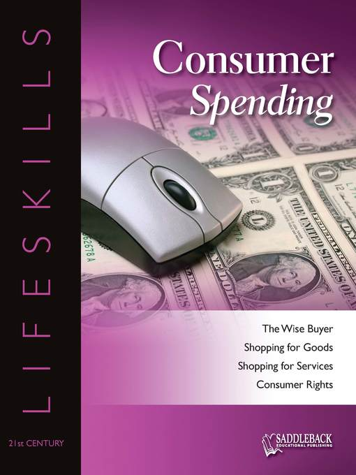 Title details for Consumer Spending by Saddleback Educational Publishing - Available