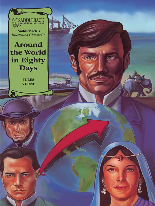 a literary analysis of around the world in eighty days Around the world in 80 days study guide contains a biography of jules verne, literature essays, quiz questions, major themes, characters, and a full summary and analysis.