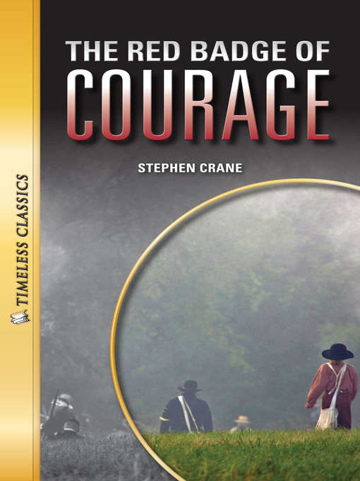 an analysis of imagery in the red badge of courage by stephen crane Red badge of courage stephen crane's the red badge of courage is a novel that realistically portrays war along with the buyer behaviour analysis red bull.