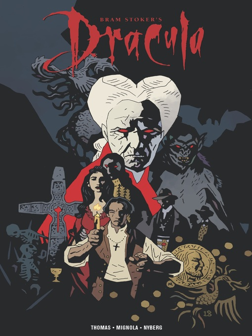 Title details for Bram Stoker's Dracula by Roy Thomas - Available