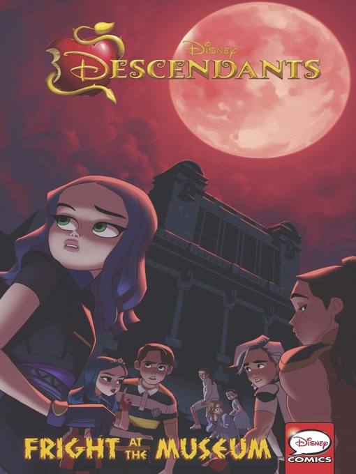 Title details for Descendants: Fright at the Museum by Delilah S. Dawson - Available