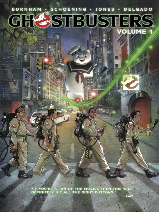 Title details for Ghostbusters, Volume 1 by Erik Burnham - Available