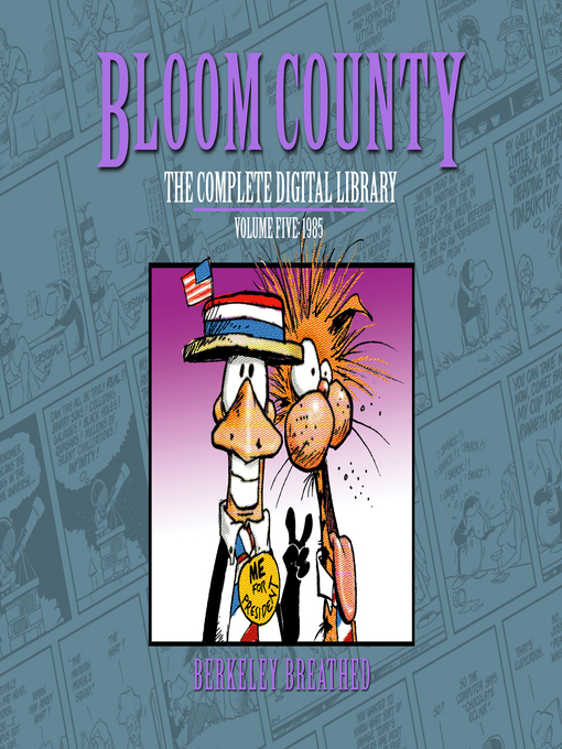Title details for Bloom County Digital Library, Volume 5 by Berkeley Breathed - Available