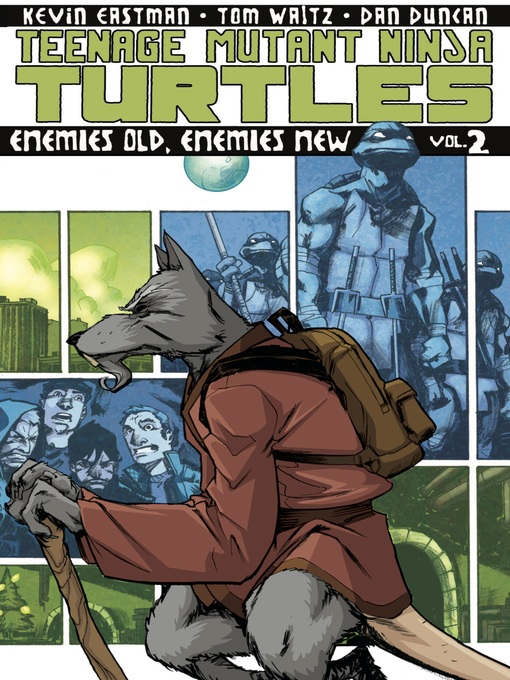 Title details for Teenage Mutant Ninja Turtles (2011), Volume 2 by Kevin Eastman - Available