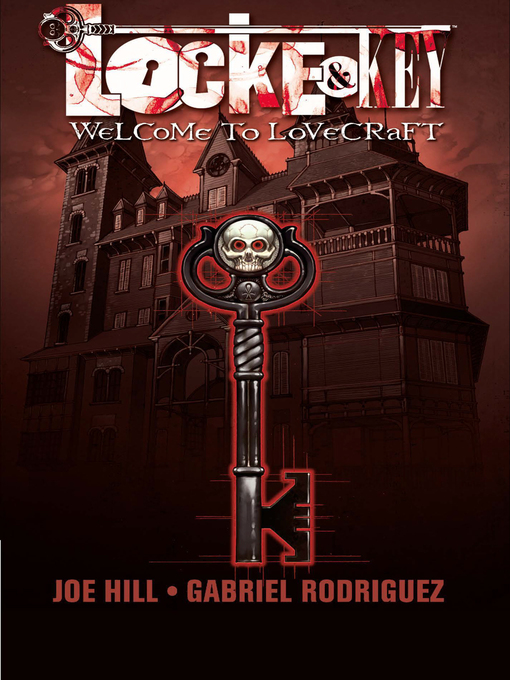 Title details for Locke & Key, Volume 1 by Joe Hill - Wait list
