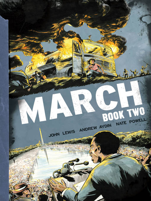 Cover image for March (2013), Book Two