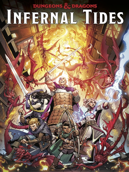 Title details for Dungeons & Dragons: Infernal Tides by Jim Zub - Available