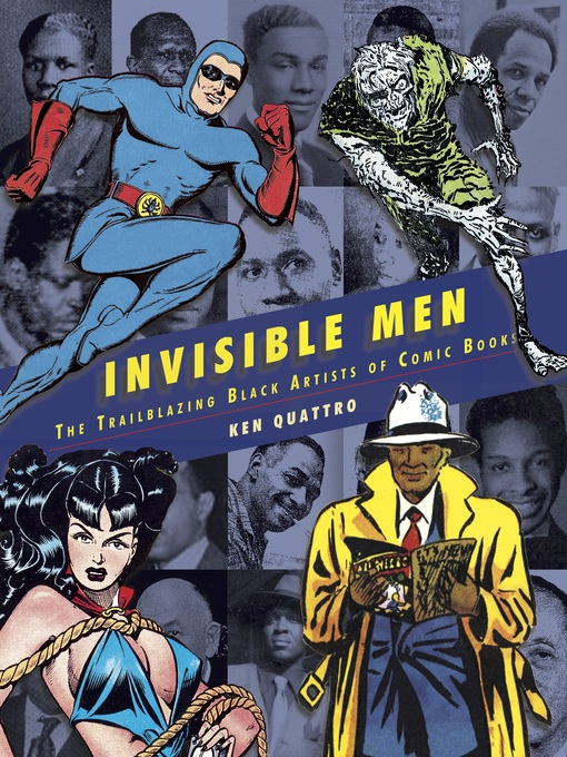Title details for Invisible Men by Ken Quattro - Available