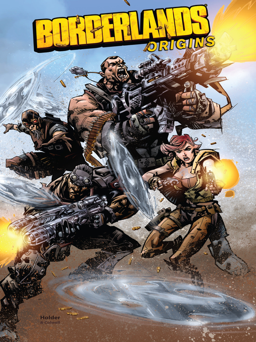 Title details for Borderlands: Origins by Duane Swierczynski - Available