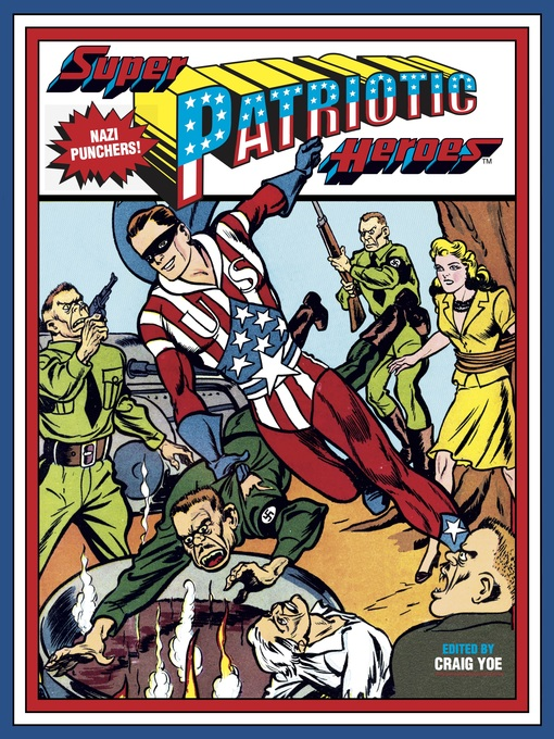 Title details for Super Patriotic Heroes by Will Eisner - Available