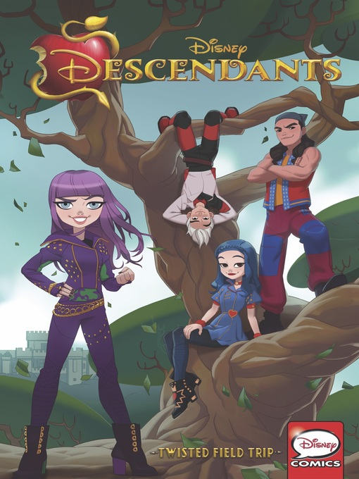 Cover image for Descendants: Twisted Field Trip