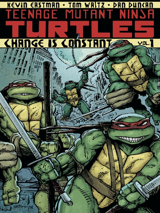 Title details for Teenage Mutant Ninja Turtles (2011), Volume 1 by Kevin Eastman - Available