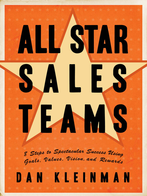 Title details for All Star Sales Teams by Dan Kleinman - Available