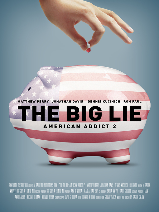 Title details for The Big Lie: American Addict 2 by Sasha Knezev - Available