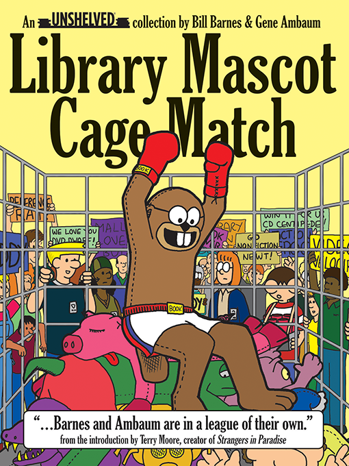 Title details for Library Mascot Cage Match by Gene Ambaum - Available