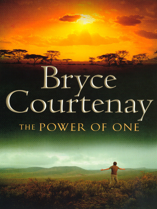 Title details for The Power of One by Bryce Courtenay - Wait list