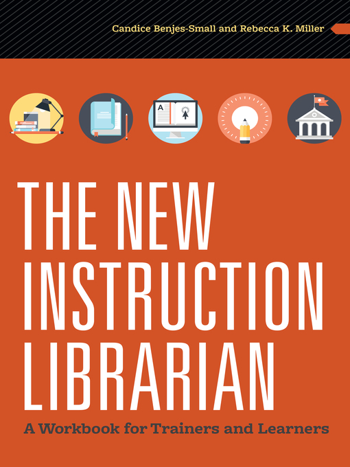 Cover of The New Instruction Librarian