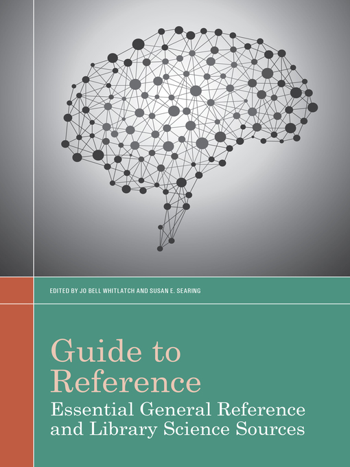 Title details for Guide to Reference by Jo Bell Whitlatch - Available