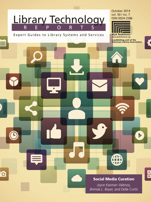 Title details for Social Media Curation by Joyce Kasman Valenza - Available