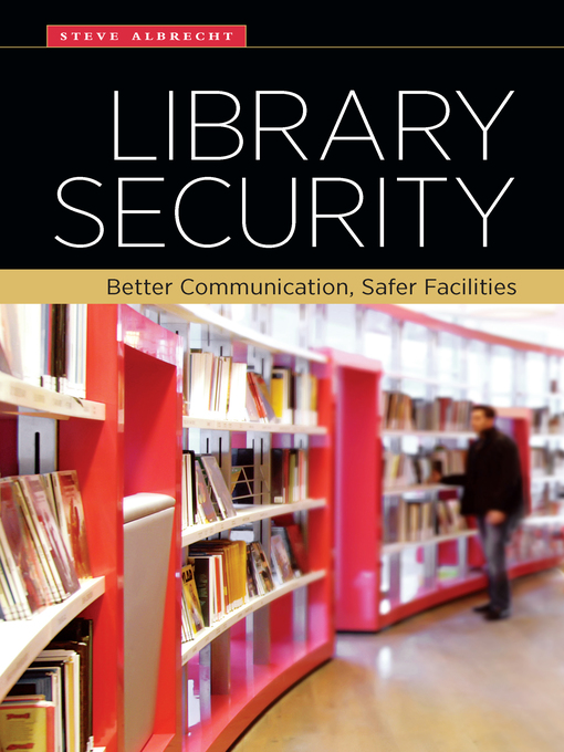 Title details for Library Security by Dr. Steve Albrecht - Available