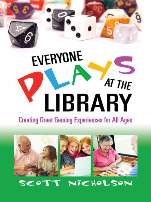 Title details for Everyone Plays at the Library by Scott Nicholson - Available