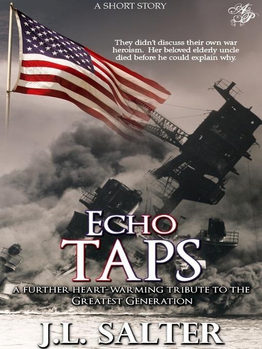 Title details for Echo Taps by J. L. Salter - Wait list