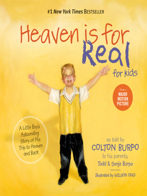 Title details for Heaven is for Real for Kids by Todd Burpo - Available