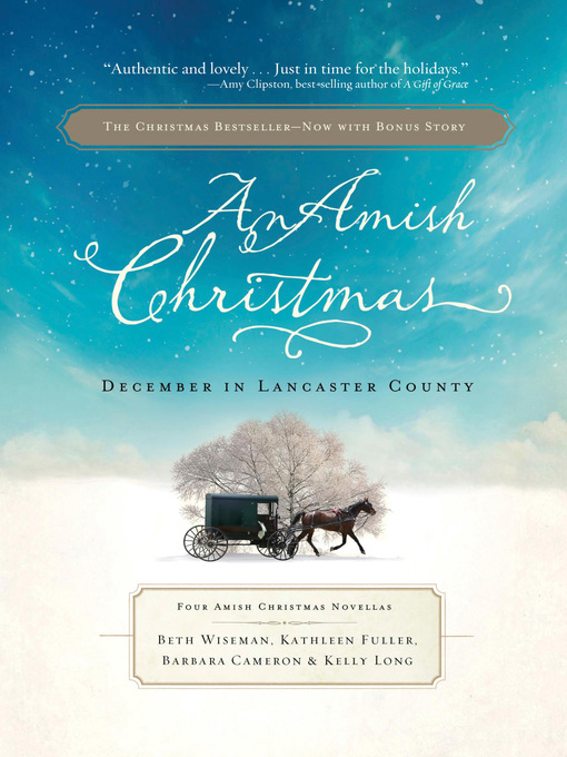 Title details for An Amish Christmas by Beth Wiseman - Wait list