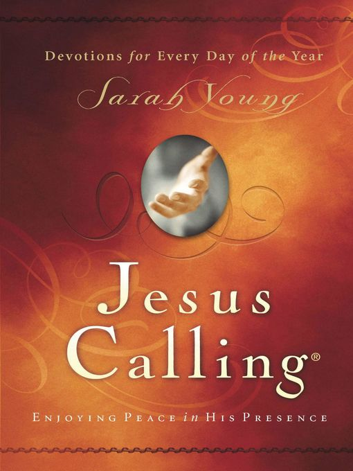 Title details for Jesus Calling by Sarah Young - Wait list