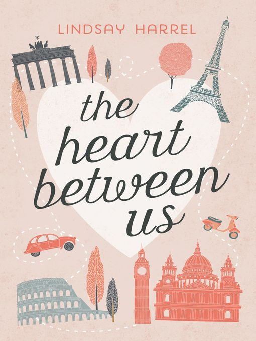 Cover of The Heart Between Us