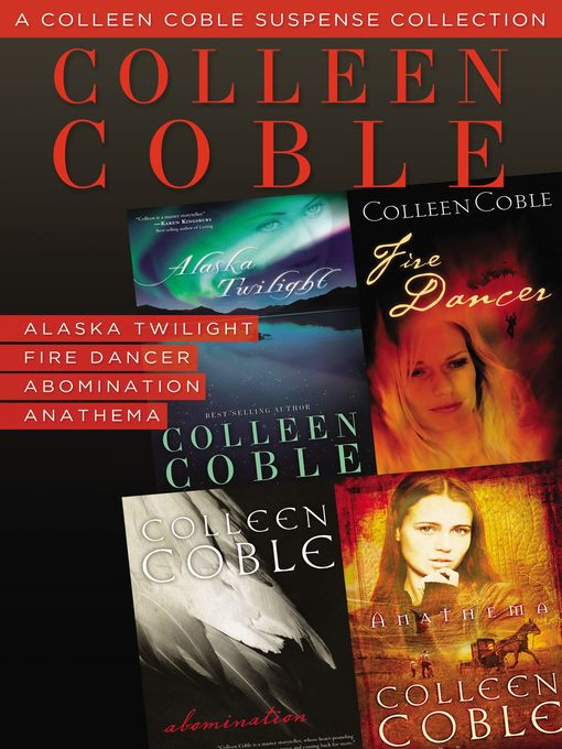 Title details for A Colleen Coble Suspense Collection by Colleen Coble - Available