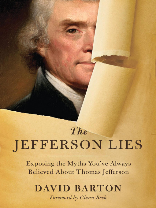 Title details for The Jefferson Lies by David Barton - Available