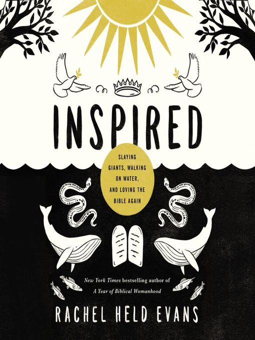 Title details for Inspired by Rachel Held Evans - Wait list