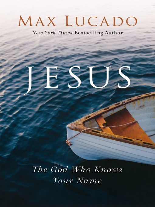 Title details for Jesus by Max Lucado - Available