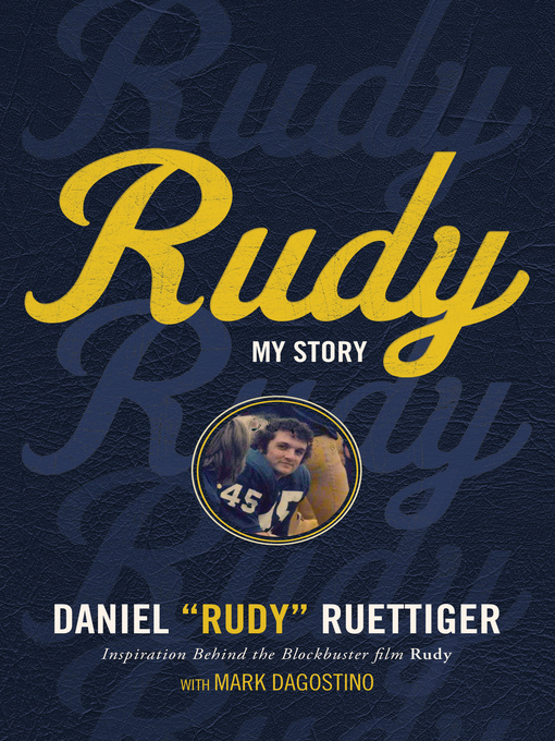 Title details for Rudy by Rudy Ruettiger - Available