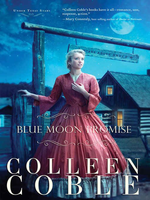 Title details for Blue Moon Promise by Colleen Coble - Wait list