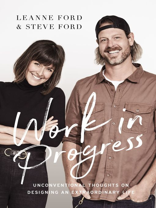Title details for Work in Progress by Steve Ford - Wait list